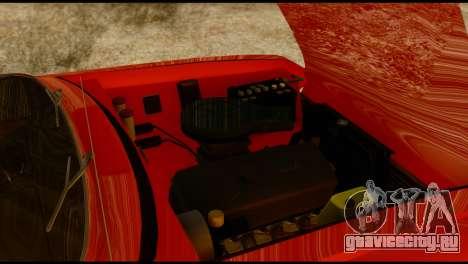 Москвич 412У для GTA San Andreas вид сверху