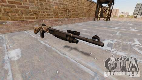 Ружьё Benelli M3 Super 90 viper для GTA 4