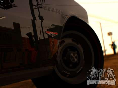 Lime ENB v1.1 для GTA San Andreas одинадцатый скриншот