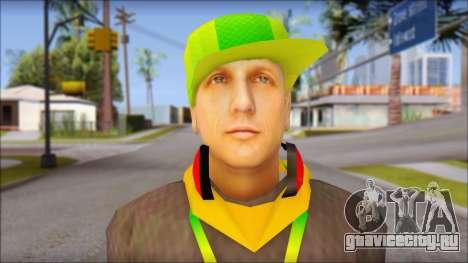Urban DJ v3 для GTA San Andreas третий скриншот