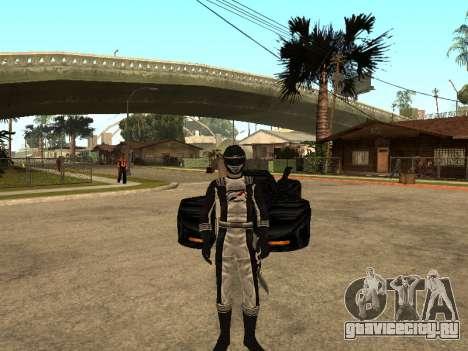 Power Rangers Operation Overdrive для GTA San Andreas пятый скриншот