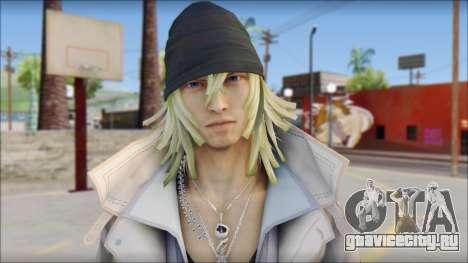Final Fantasy XI - Snow для GTA San Andreas третий скриншот