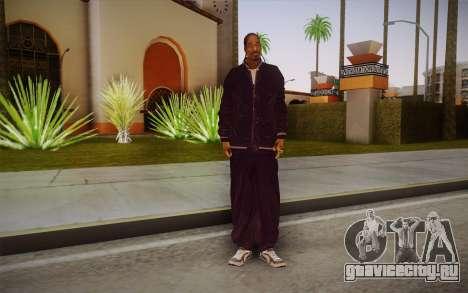Snoop Dogg Skin для GTA San Andreas
