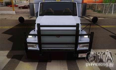 GTA V Benson для GTA San Andreas вид сзади слева