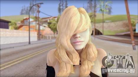 Rachel from Resident Evil Revelations для GTA San Andreas третий скриншот
