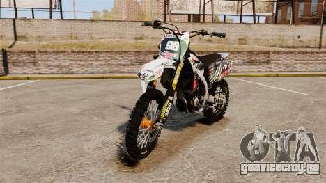 Yamaha YZF-450 v1.5 для GTA 4