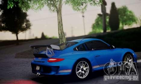 Porsche 911 GT3 RS4.0 2011 для GTA San Andreas вид слева