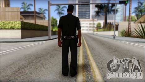 Sweet Policia для GTA San Andreas третий скриншот