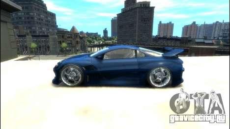 CyborX CD XL-GT для GTA 4 вид справа