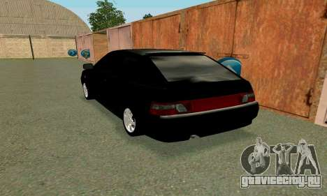ВАЗ 21123 Turbo для GTA San Andreas вид слева