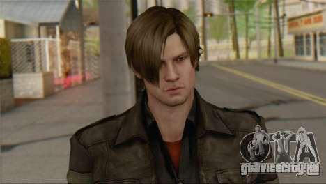 Leon .S.Kennedy v1 для GTA San Andreas третий скриншот