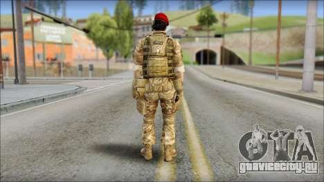 Desert Vlad GRU from Soldier Front 2 для GTA San Andreas второй скриншот