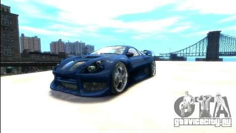 CyborX CD XL-GT для GTA 4
