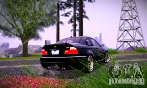 ENBSeries for Low PC для GTA San Andreas