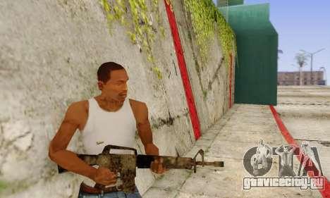 Cutscene M16 from Stowaway Conversion для GTA San Andreas третий скриншот
