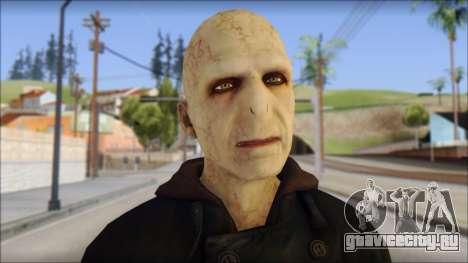 Lord Voldemort для GTA San Andreas третий скриншот