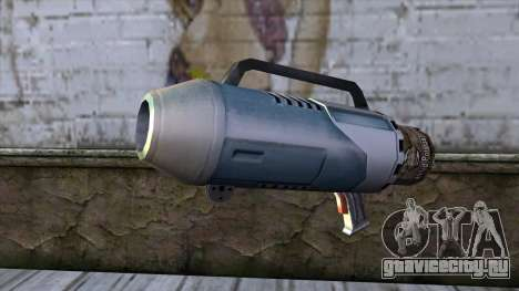 Spudgun from Bully Scholarship Edition для GTA San Andreas