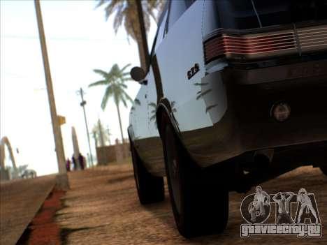 Lime ENB v1.1 для GTA San Andreas девятый скриншот