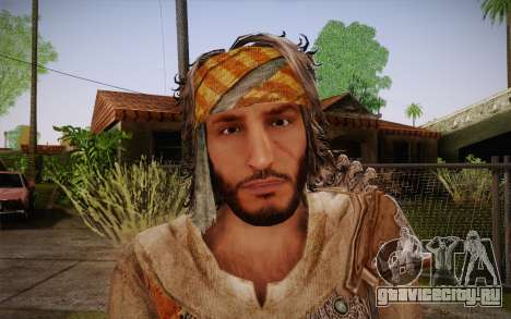 Yusuf Tazim from Assassin Creed: Revelation для GTA San Andreas третий скриншот