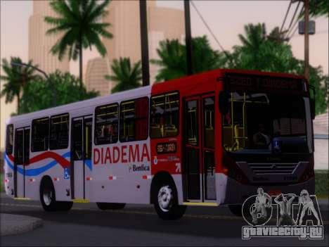 Comil Svelto 2008 Volksbus 17-2 Benfica Diadema для GTA San Andreas вид снизу