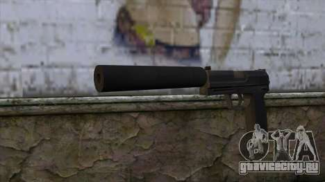 USP-S from CS:GO v2 для GTA San Andreas