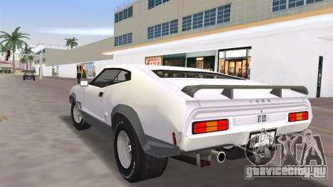 Ford XB GT Falcon Hardtop 1973 для GTA Vice City вид слева