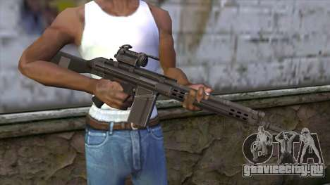 HK A4 SOG from Medal Of Honor: Warfighter для GTA San Andreas третий скриншот