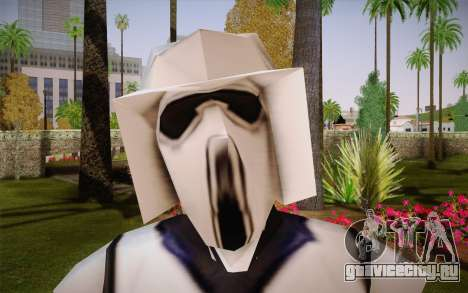Scout trooper II для GTA San Andreas третий скриншот
