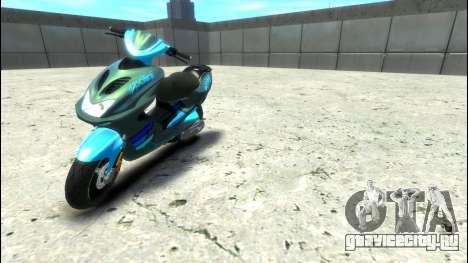 Yamaha Aero X Polini для GTA 4