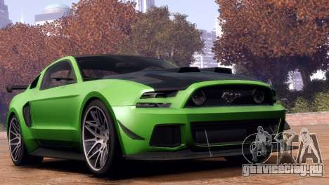 Ford Mustang GT 2014 Custom Kit для GTA 4