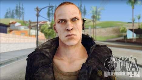 Jake Muller from Resident Evil 6 v1 для GTA San Andreas третий скриншот