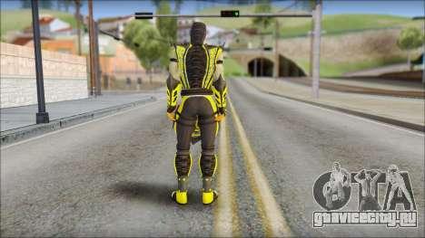 Scorpion Skin v2 для GTA San Andreas второй скриншот