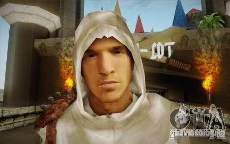 Altair from Assassins Creed для GTA San Andreas третий скриншот
