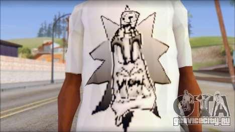 Spray Can Comic T-Shirt для GTA San Andreas третий скриншот