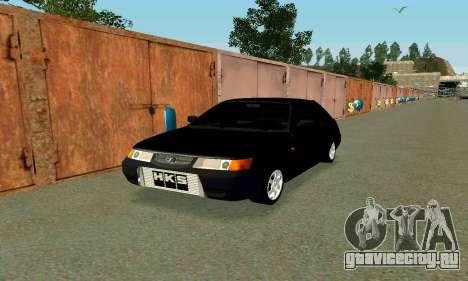 ВАЗ 21123 Turbo для GTA San Andreas