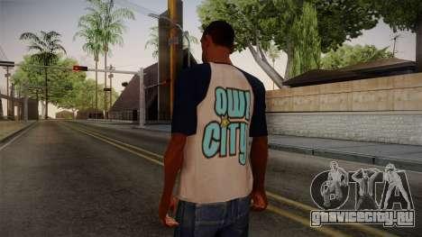 Owl City T-Shirt для GTA San Andreas второй скриншот