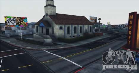 ViSA Beta 1 для GTA San Andreas третий скриншот