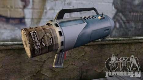 Spudgun from Bully Scholarship Edition для GTA San Andreas второй скриншот