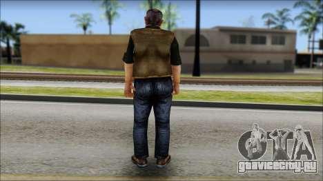 BarMan of 100 X-Ray для GTA San Andreas третий скриншот