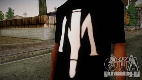 Shirt Madafaka для GTA San Andreas
