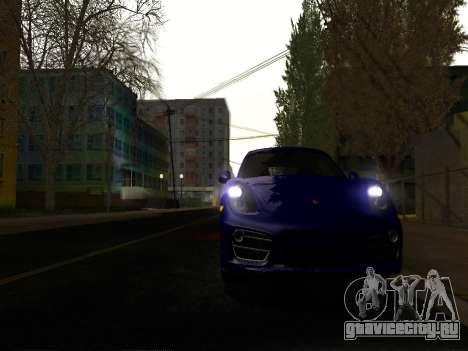 ENB by Makar_SmW86 v5.5 для GTA San Andreas четвёртый скриншот