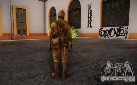 Nikolai from Killing Floor для GTA San Andreas второй скриншот