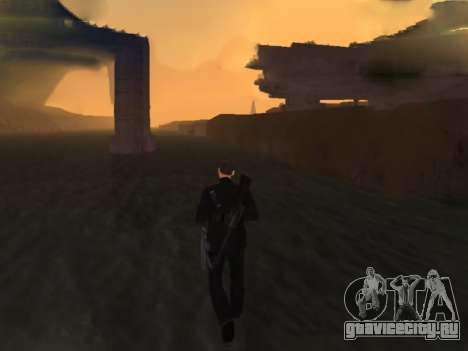 Ходьба по воде для GTA San Andreas четвёртый скриншот
