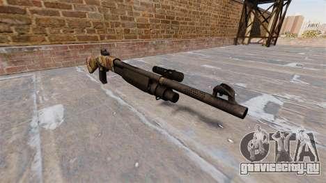 Ружьё Benelli M3 Super 90 ronin для GTA 4