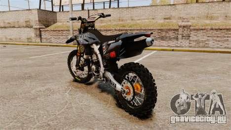 Yamaha YZF-450 v1.2 для GTA 4