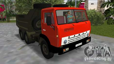 КамАЗ 5511 для GTA Vice City