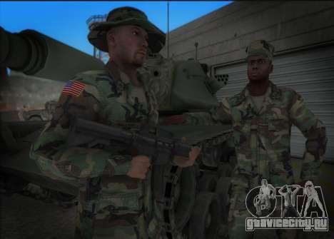 90s California National Guard для GTA San Andreas