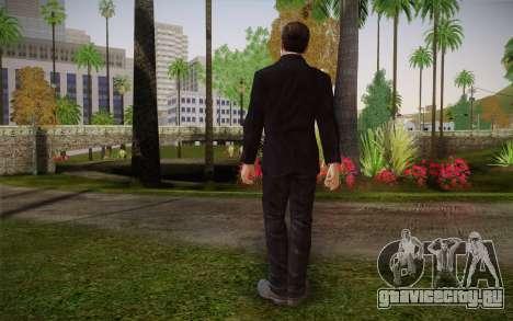 Anonymous Skin для GTA San Andreas второй скриншот