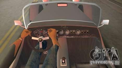 Caterham Super Seven для GTA Vice City вид сзади слева