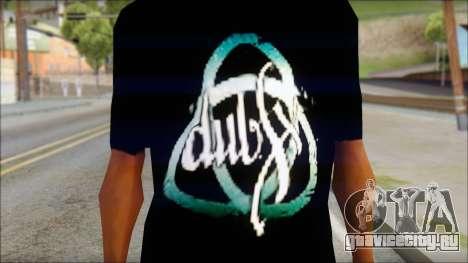 Dub Fx Fan T-Shirt v2 для GTA San Andreas третий скриншот
